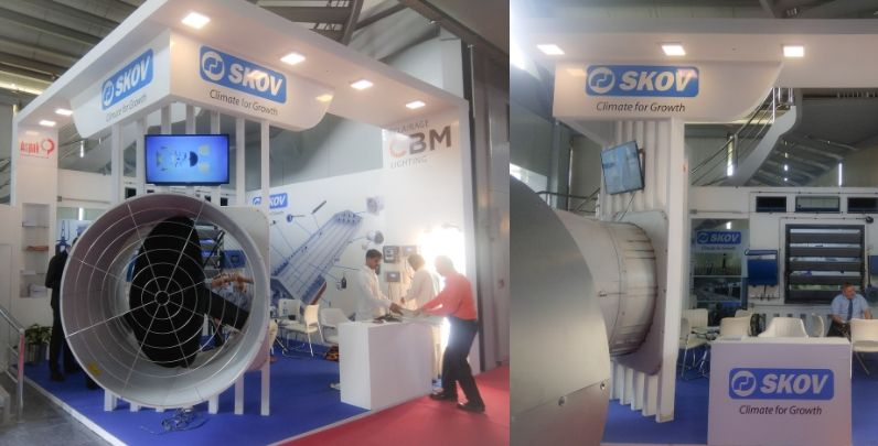 A Visit to Our Stall At IPEX-19